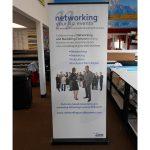 Tampa Trade Show Displays banner vinyl tradeshow retractable indoor 150x150